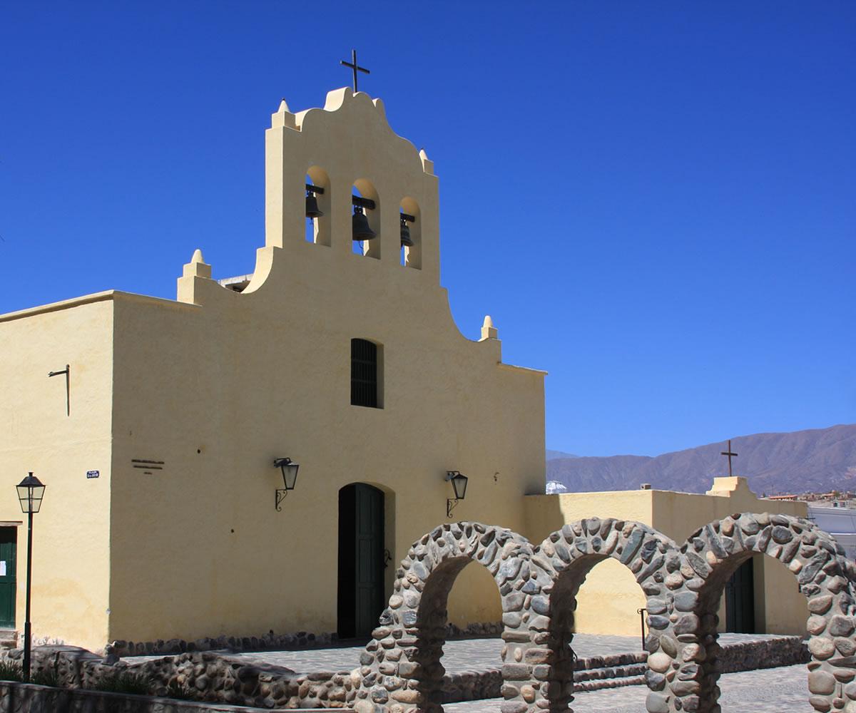 Iglesia San José - Cachi, Salta