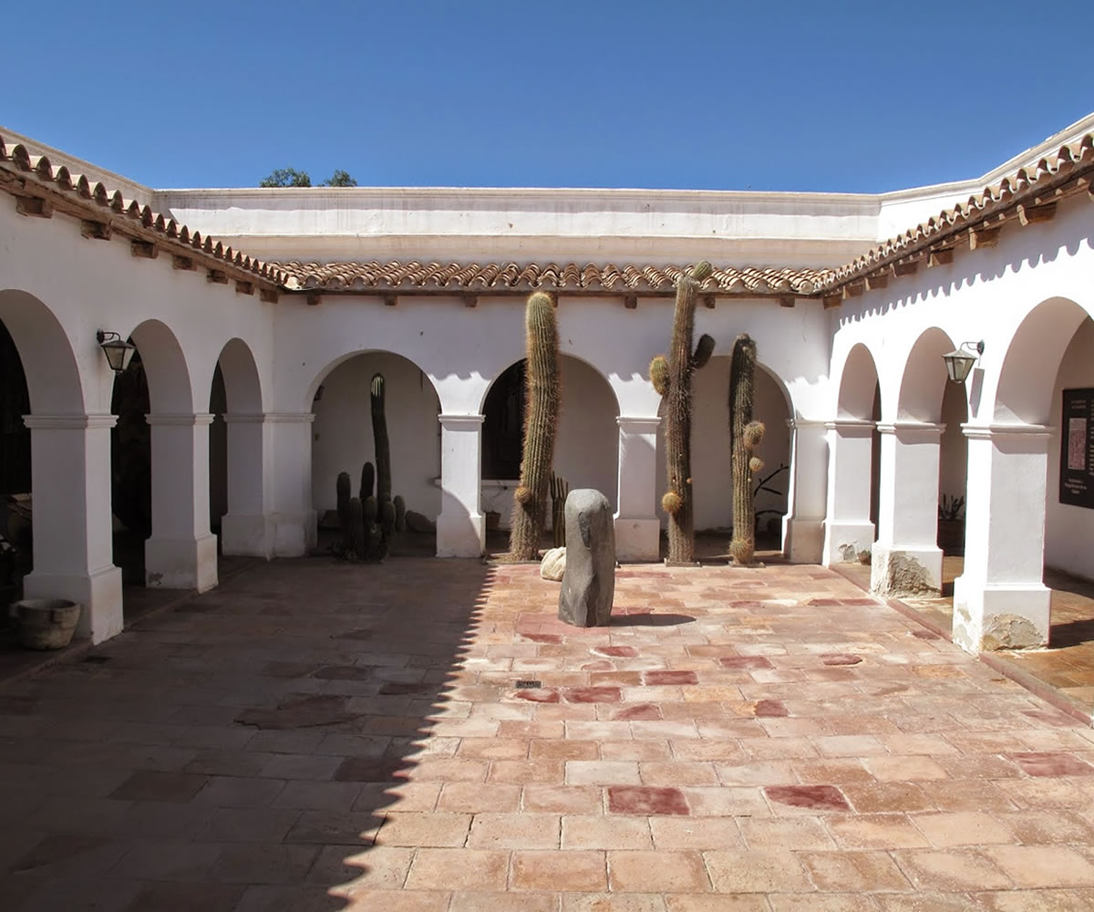 Museo arqueológico Pío Pablo Díaz - Cachi, Salta