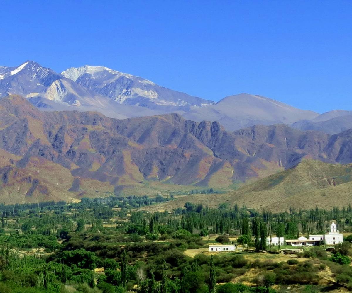 Valle de Cachi adentro - Cachi, Salta