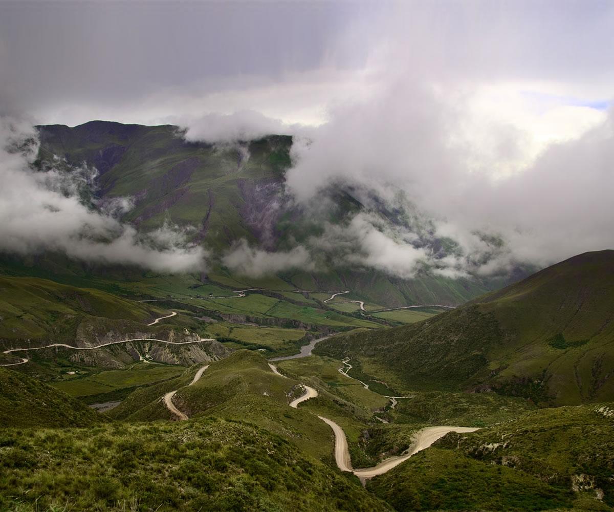 Cuesta del Obispo • Cachi, Salta - Argentina